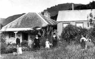 Schoolhouse Before Eruption
