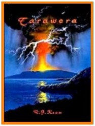 Tarawera Book Cover